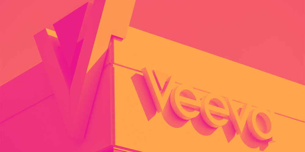 Veeva Systems (NYSE:VEEV) Q2: Narrowly Beats On Revenue But Stock Drops Cover Image