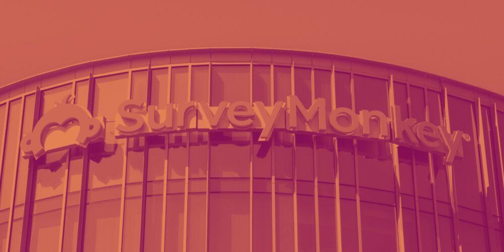 SurveyMonkey (NASDAQ:SVMK) Q1 Sales Beat Estimates, Next Quarter Growth Looks Optimistic Cover Image
