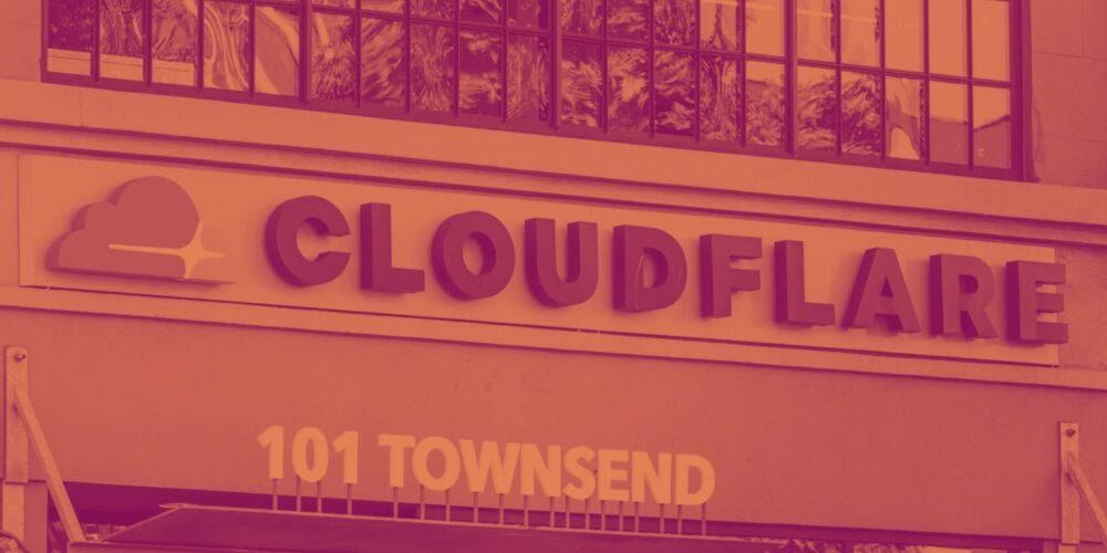 Cloudflare (NYSE:NET) Reports Bullish Q1, Upgrades Full Year Guidance Cover Image