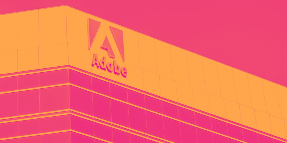Spotting Winners: Adobe (NASDAQ:ADBE) And Vertical Software Stocks In Q2 Cover Image