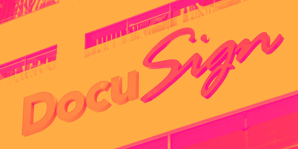 DocuSign (DOCU) Delivers Strong Q4, Guides For Growth To Continue In FY 2022 Cover Image