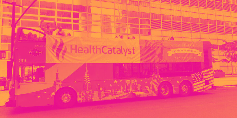 Q2 Earnings Highlights: Health Catalyst (NASDAQ:HCAT) Vs The Rest Of The Data and Analytics Software Stocks Cover Image