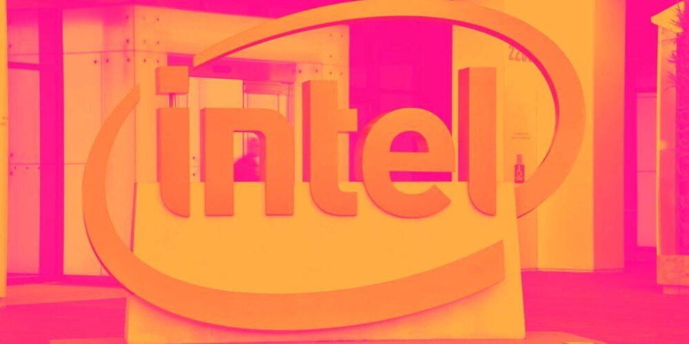 Intel (NASDAQ:INTC) Reports Q3 Results, Stock Drops Cover Image