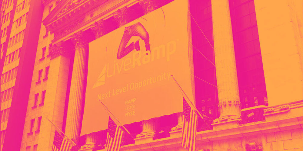 LiveRamp (NYSE:RAMP) Surprises With Strong Q1, Stock Soars Cover Image