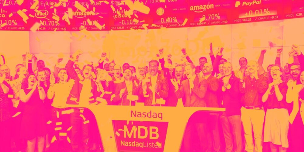 MongoDB, Inc. (MDB) Reports Impressive Q4 Results, Customer Growth Continues At The Same Pace Cover Image