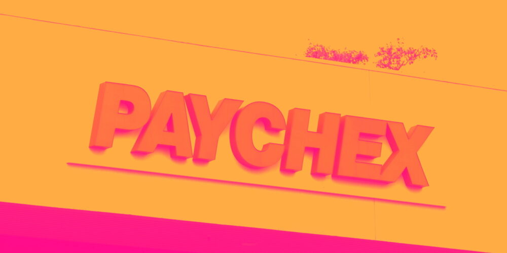 Paychex (NASDAQ:PAYX) Q1: Beats On Revenue, Gross Margin Improves Cover Image