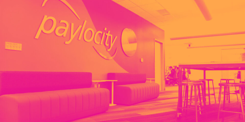Paylocity (NASDAQ:PCTY) Surprises With Q4 Sales, Growth To Accelerate Next Year Cover Image