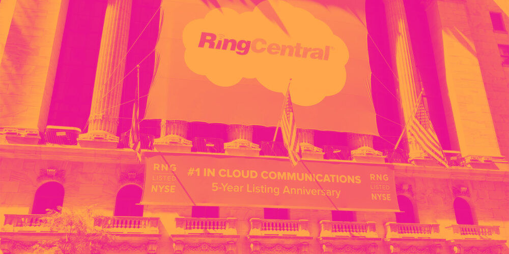 RingCentral (NYSE:RNG) Posts Better-Than-Expected Sales In Q2, Upgrades Full Year Guidance Cover Image