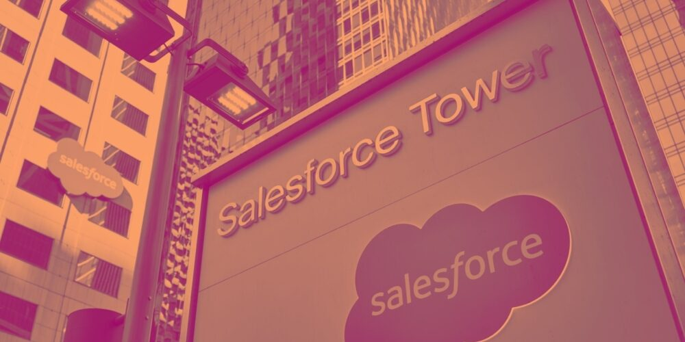 Salesforce (CRM) Exceeds Q1 Expectations, Next Quarter Growth Looks Optimistic Cover Image