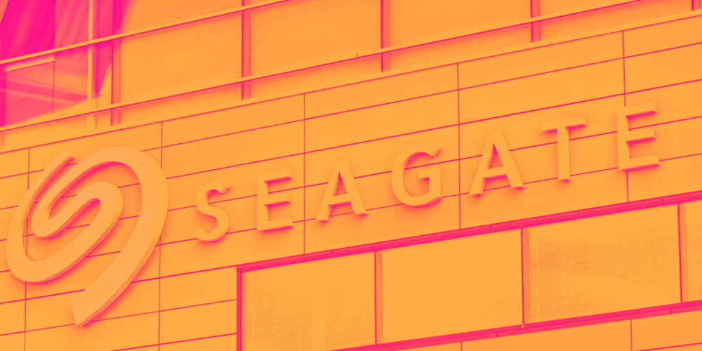 Seagate (NASDAQ:STX) Reports Q1 In Line With Expectations, Provides Encouraging Quarterly Guidance Cover Image