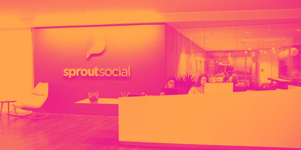 Unpacking Q2 Earning: Sprout Social (NASDAQ:SPT) In The Context Of Other Sales And Marketing Software Stocks Cover Image