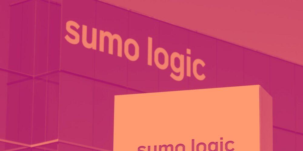 No Surprises In Sumo Logic's (NASDAQ:SUMO) Q1 Numbers, But Gross Margin Drops Cover Image