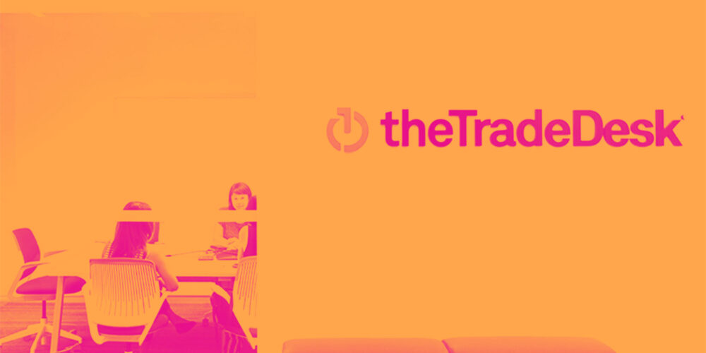 Trade Desk (NASDAQ:TTD) Q2 Earnings: Leading The Sales And Marketing Software Stocks Pack Cover Image
