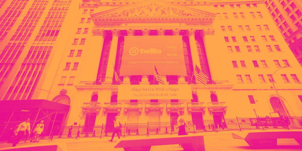 Software Development Stocks Q2 In Review: Twilio (NYSE:TWLO) Vs Peers Cover Image