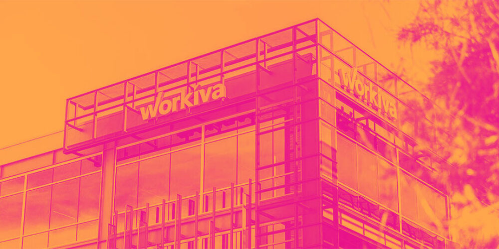 Workiva's (NYSE:WK) Q2 Sales Top Estimates, Upgrades Full Year Guidance Cover Image