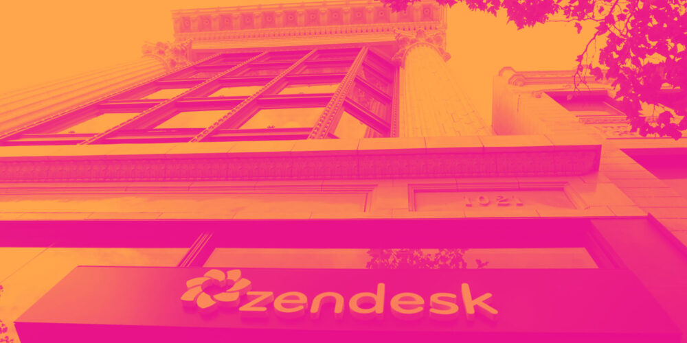 A Look Back at Sales Software Stocks' Q2 Earnings: Zendesk (NYSE:ZEN) Vs The Rest Of The Pack Cover Image
