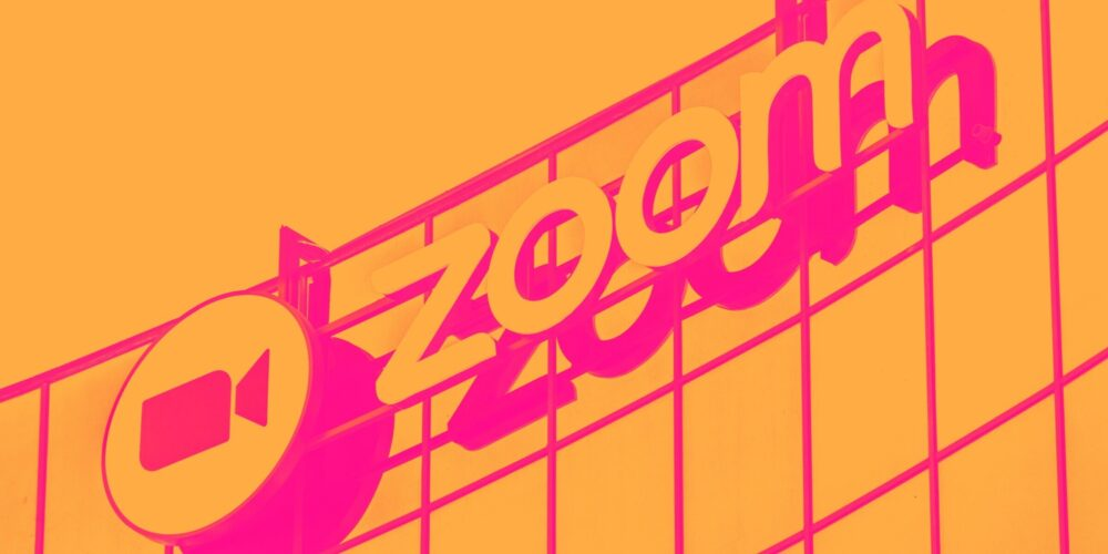 Reflecting On Productivity Software Stocks' Q2 Earnings: Zoom (NASDAQ:ZM) Cover Image