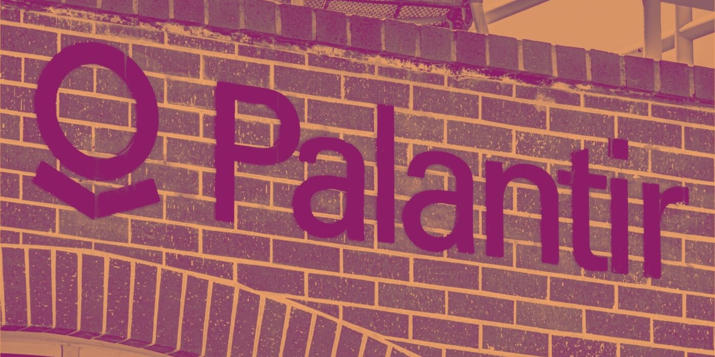 Palantir Cover Image