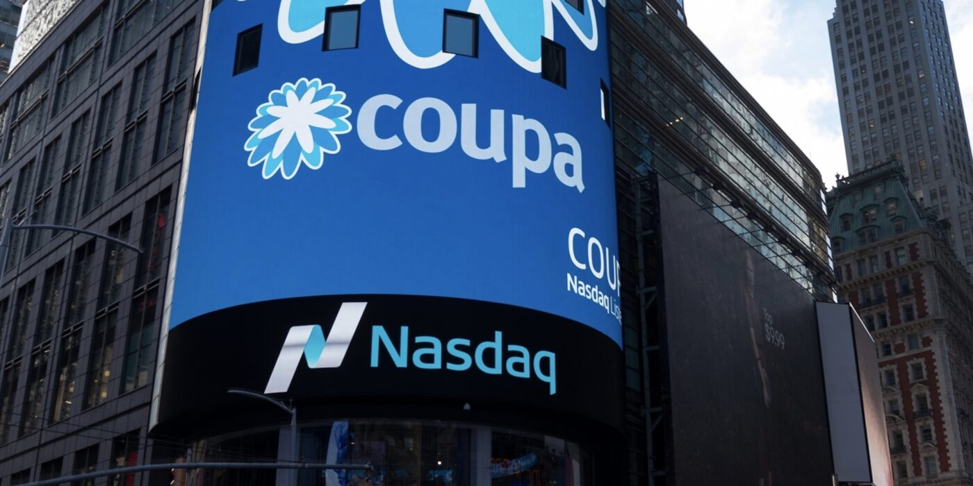 Coupa Software Cover Image