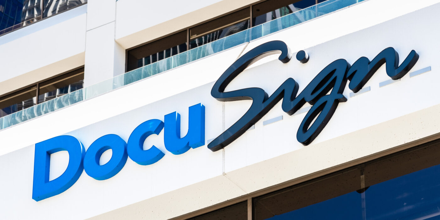 DocuSign, Inc. Cover Image