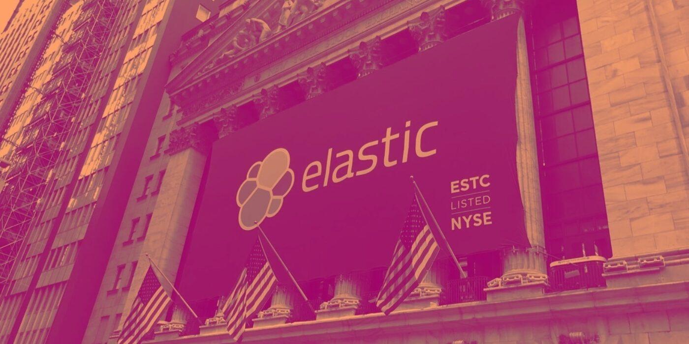 Elastic Cover Image