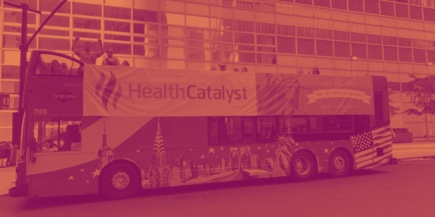 Health Catalyst Cover Image