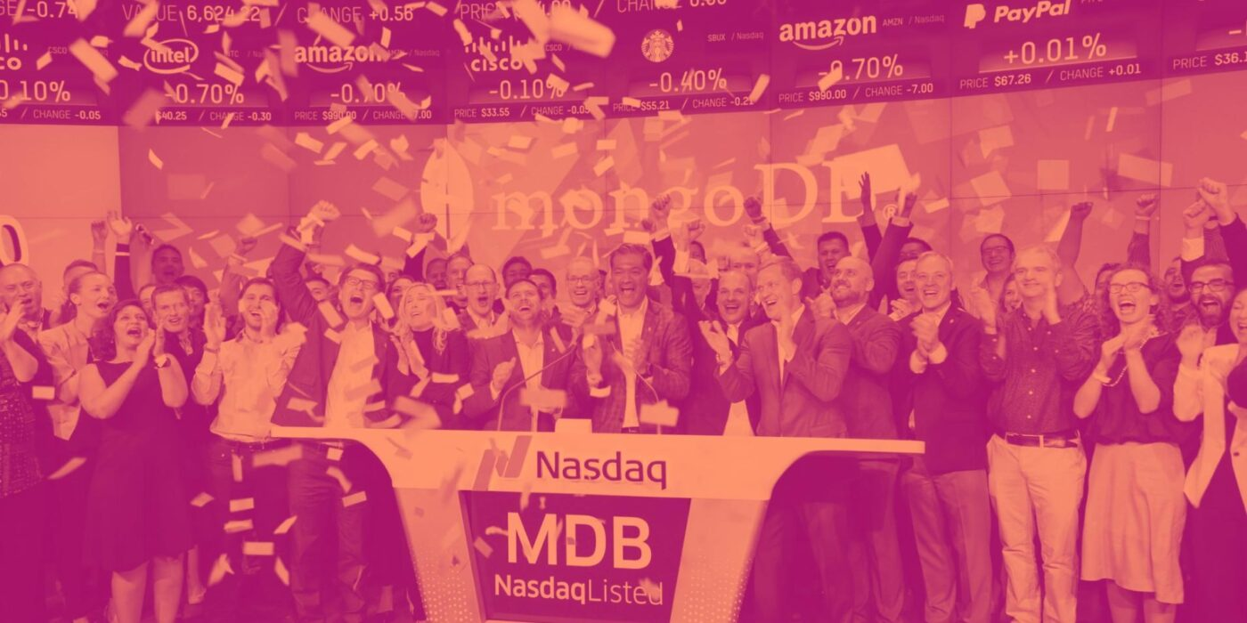 MongoDB Cover Image