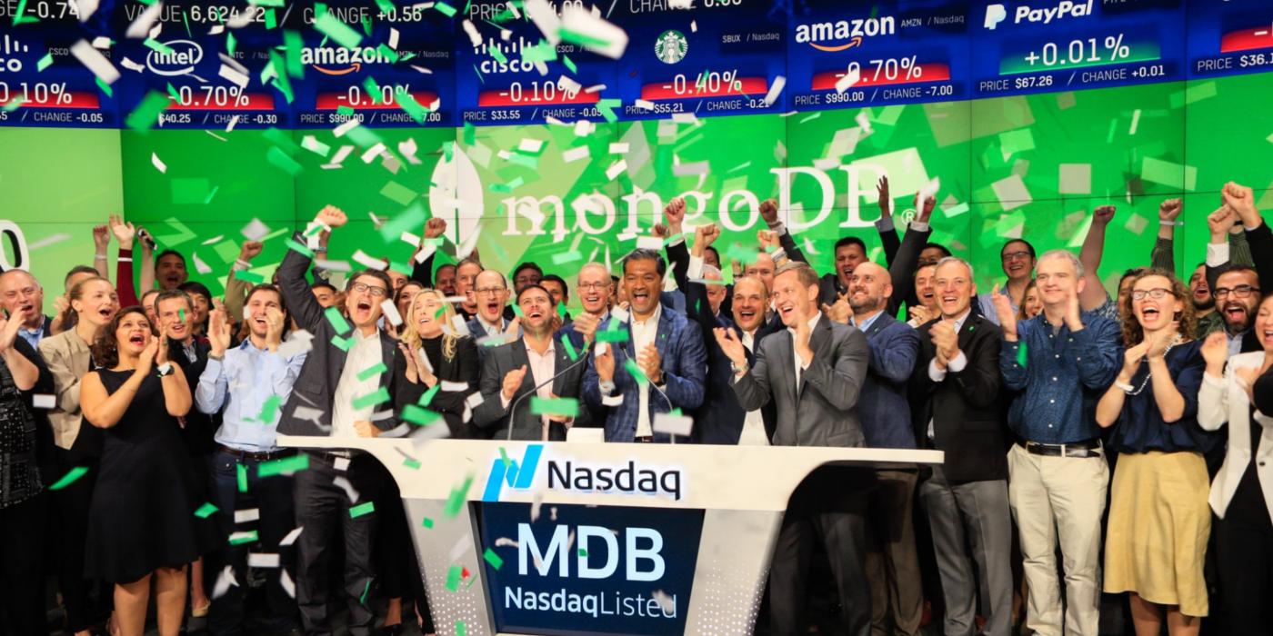 MongoDB, Inc. Cover Image