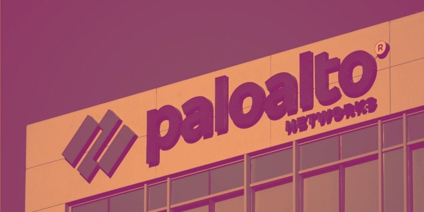 Palo Alto Networks Cover Image