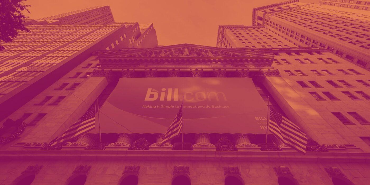 Bill.com Cover Image