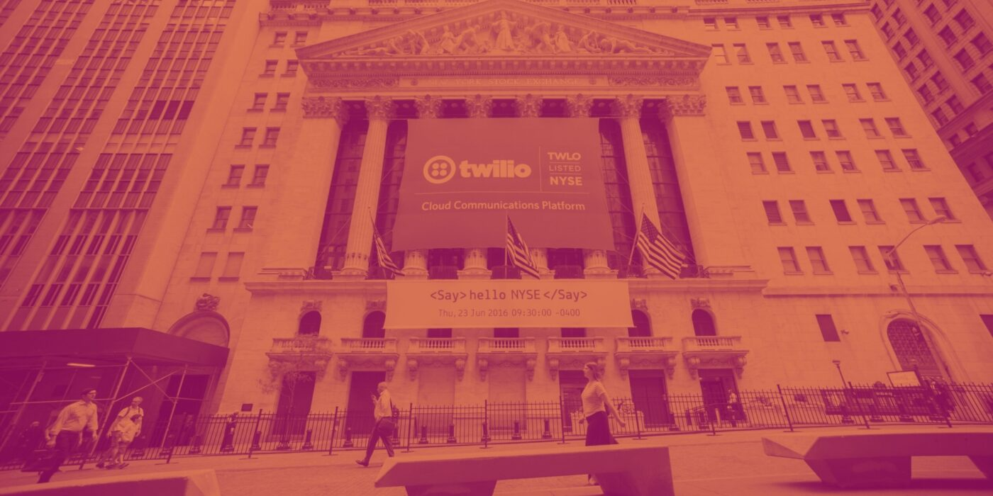 Twilio Cover Image