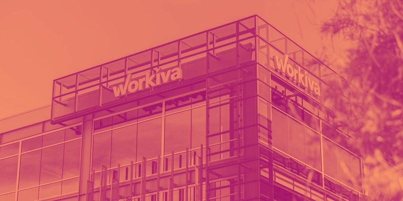 Workiva Cover Image