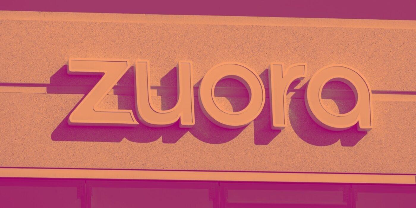 Zuora Cover Image