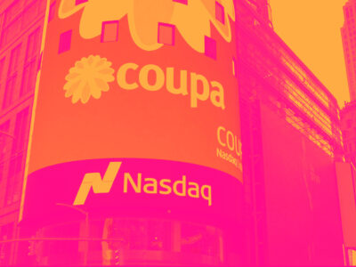 Coupa Software (NASDAQ:COUP) Pops 5% On Q2 Earnings Results As Improved Business Environment Drives Strong Billings Cover Image