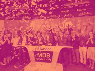 MongoDB (NASDAQ:MDB) Q1: Beats On Revenue, Upgrades Full Year Guidance Cover Image