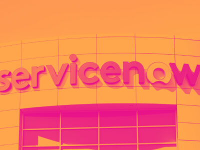ServiceNow (NYSE:NOW) Q2: Beats On Revenue Cover Image